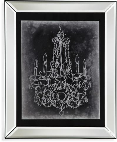 Bassett Mirror Company - Chalkboard ChandelierSketchIII - 9900-537C