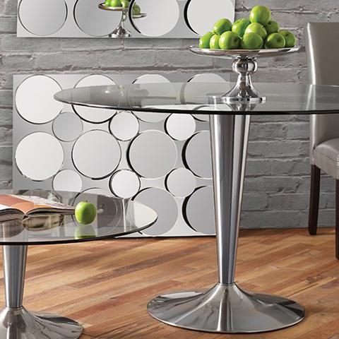 Bassett Mirror Company - Concorde Dining Table - D2074-701B