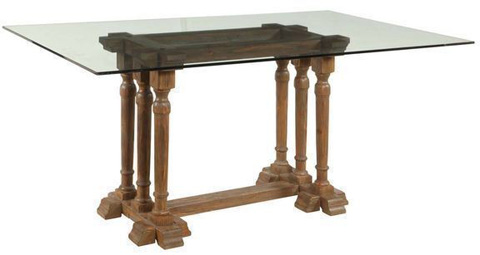 Bassett Mirror Company - Pemberton Rectangular Dining Table - D2527-600