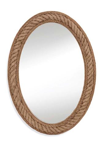 Bassett Mirror Company - Rope Wall Mirror - M3646