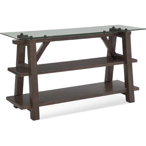 Bassett Mirror Company - Ellsworth Console Table - 2891-400B-T