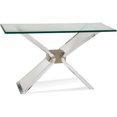 Bassett Mirror Company - Silven Console Table - 2999-400B-T