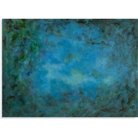 Bassett Mirror Company - Caribbean Water Art - 7300-140