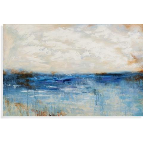 Bassett Mirror Company - The View Ahead Art - 7300-179