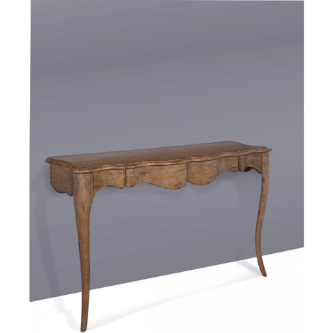 Bassett Mirror Company - Lurmont Pier Console Table - A2304