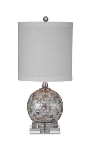 Bassett Mirror Company - Dania Table Lamp - L2794T