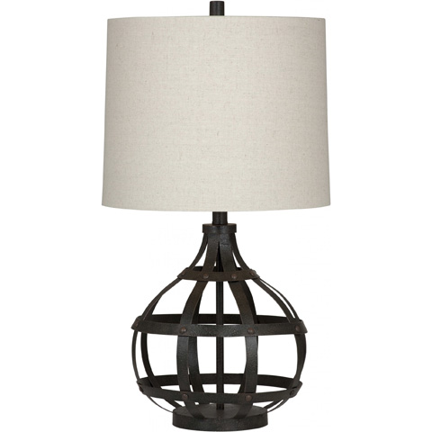 Bassett Mirror Company - Harrison Table Lamp - L2847T