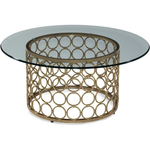Image of Carnaby Round Cocktail Table