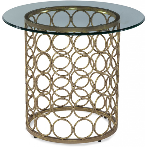 Image of Carnaby Round End Table