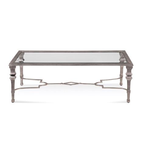 Bassett Mirror Company - Sylvia Rectangular Cocktail Table - 1212-100