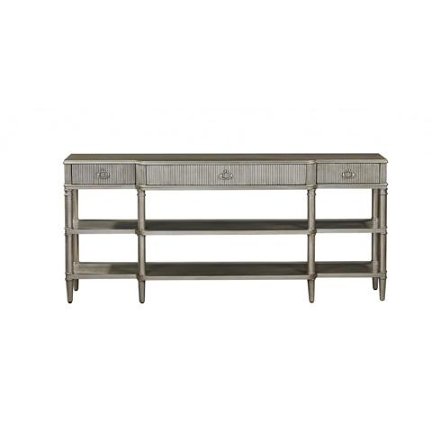 Bassett Mirror Company - Vanesta Breakfront Console Table - 3182-400