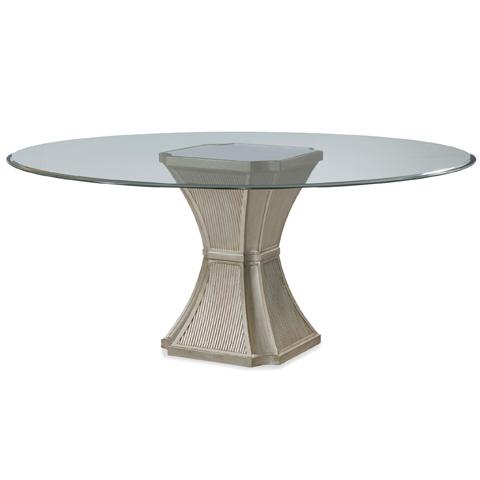 Bassett Mirror Company - Vanesta Dining Table - 3182-601-095