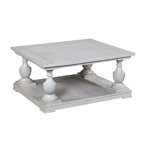 Bassett Mirror Company - Holden Square Cocktail Table - 3193-131