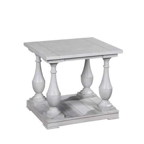 Bassett Mirror Company - Holden Rectangular End Table - 3193-200