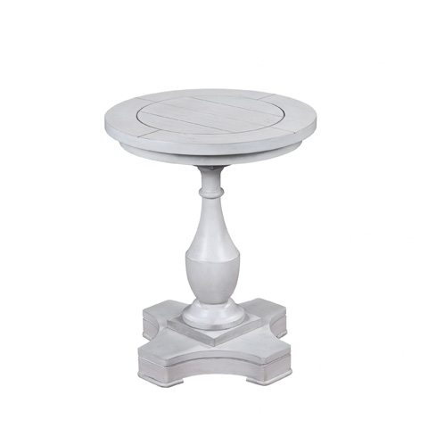 Bassett Mirror Company - Holden Round End Table - 3193-220