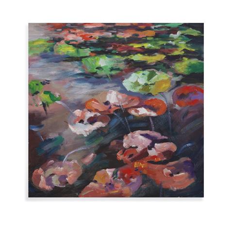 Bassett Mirror Company - Lily Pads - 7300-213