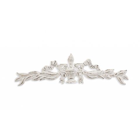 Bassett Mirror Company - Weathered Urn Wall Hanging - 7300-216