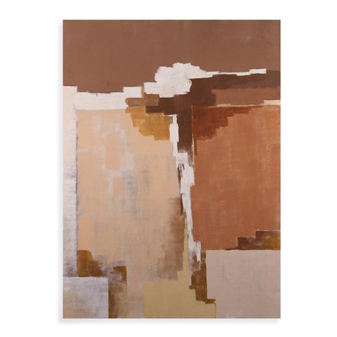 Bassett Mirror Company - Desert Abstract - 7300-254