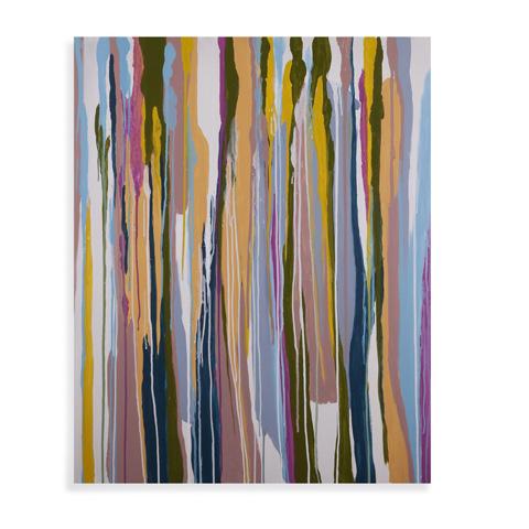 Bassett Mirror Company - Colorful Lines - 7300-255