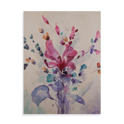 Bassett Mirror Company - Beautiful Bouquet - 7300-262