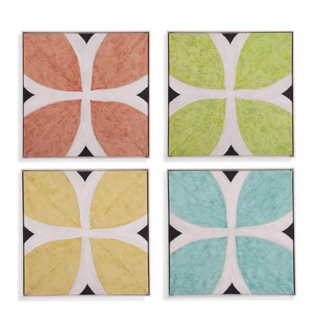 Bassett Mirror Company - Pop of Color - 7300-269