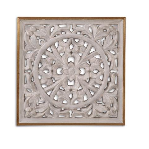 Bassett Mirror Company - Jasper Wall Medallion - 7300-279