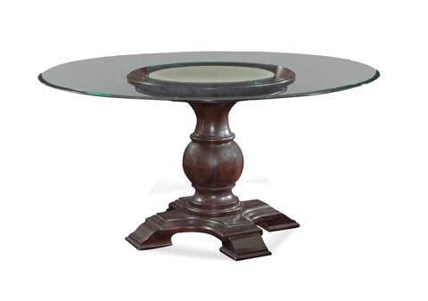 Bassett Mirror Company - Hampton Round Dining Table - D2619-700-045