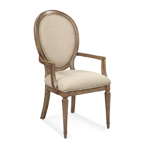 Bassett Mirror Company - Esmond Arm Chair - DACH42-813