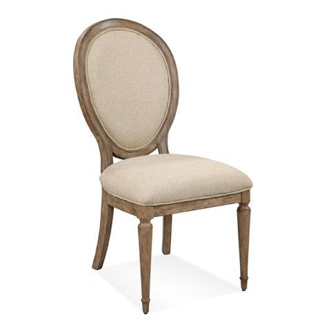 Bassett Mirror Company - Esmond Side Chair - DSCH42-813