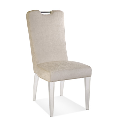 Bassett Mirror Company - Ferrare Side Chair - DSCH78-812