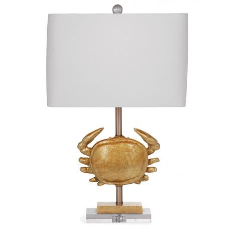 Bassett Mirror Company - Crab Table Lamp - L2971T