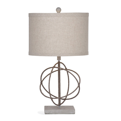 Bassett Mirror Company - Caswell Table Lamp - L2973T