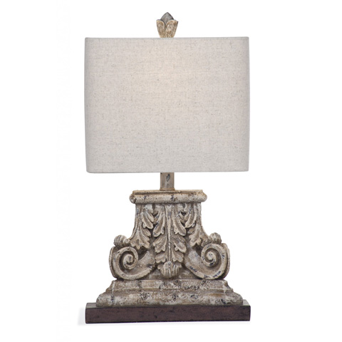 Bassett Mirror Company - Lachlan Table Lamp - L2980T