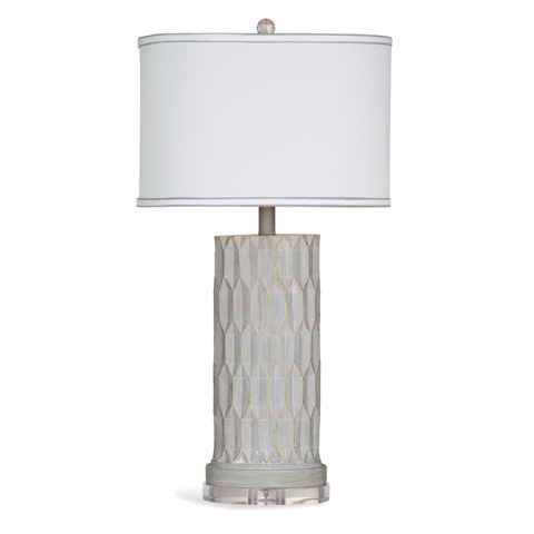 Bassett Mirror Company - Garrett Table Lamp - L3086T