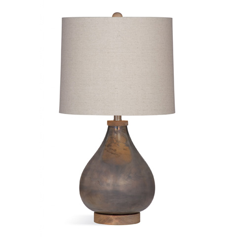 Bassett Mirror Company - Paisley Table Lamp - L3155T