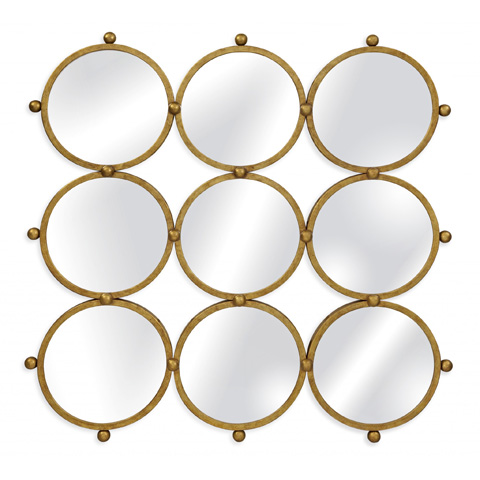 Bassett Mirror Company - Ellis Wall Mirror - M3734