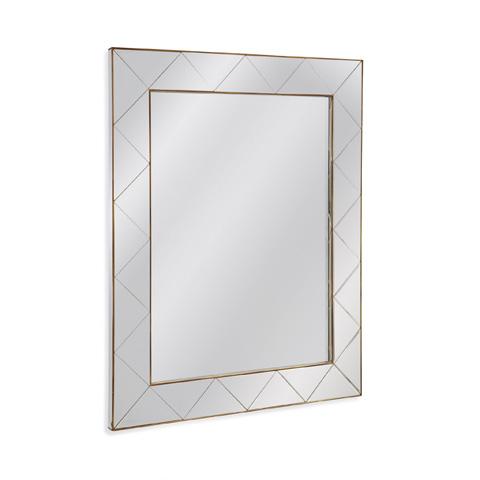Bassett Mirror Company - Allura Wall Mirror - M3768B
