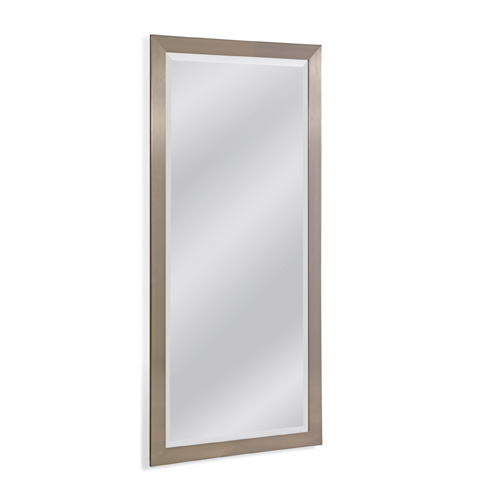 Bassett Mirror Company - Stainless Leaner Mirror - M3865B