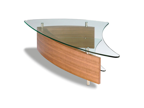 Image of Fin Cocktail Table