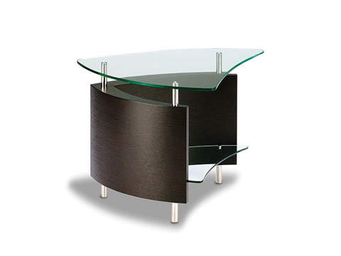 Image of Fin End Table