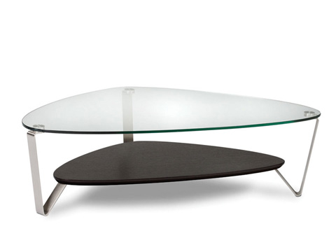 BDI - Triangular Coffee Table - 1343
