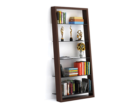 Image of Eileen Bookshelf