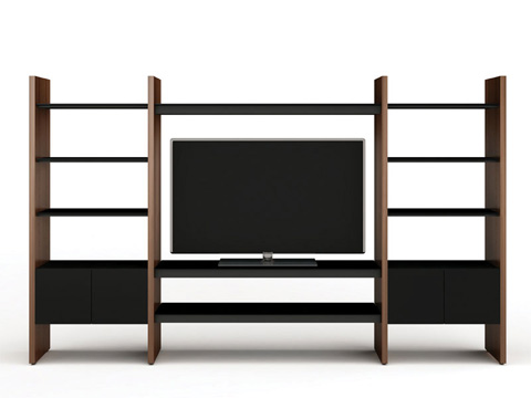 Image of Three Section Entertainment Center