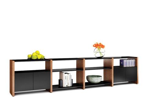 BDI - Four Section Storage System - 5454-GF