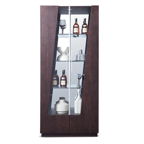 Bellini Imports - Kurt Curio Cabinet - KURT