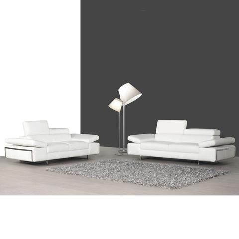 Bellini Imports - Bocca Sofa and Loveseat - BOCCA-81/BOCCA-91