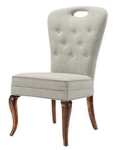Belle Meade Signature - Phoebe Button Tufted Side Chair - 4062S