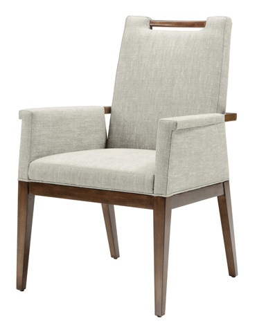 Belle Meade Signature - Liv Mid-Century Mod Arm Chair - 4069A