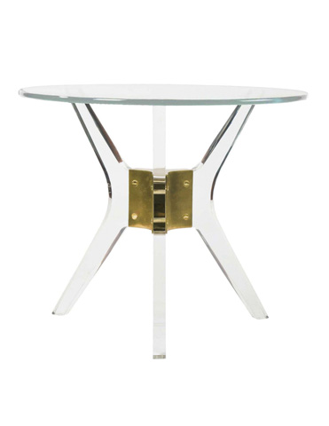 Belle Meade Signature - Axel Lamp Table - 6085