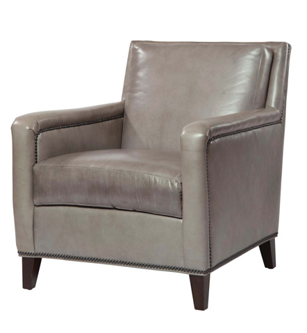 Belle Meade Signature - Beckett Leather Club Chair - 7017